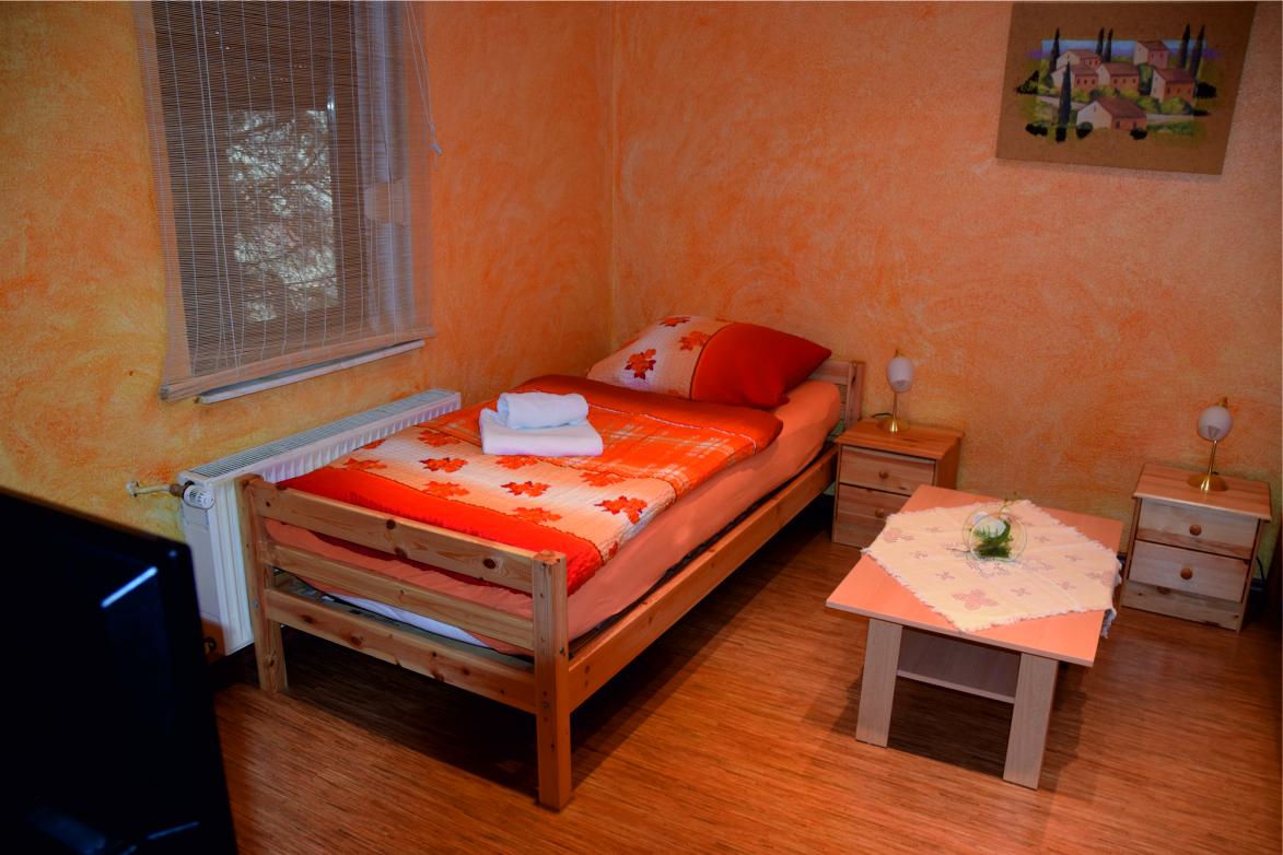 Schlafzimmer Ansicht